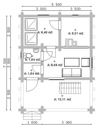 Scandinavian House Plans scandinavian homes - round log house plans